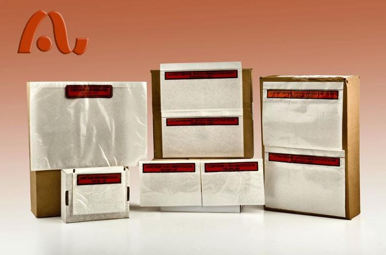 SOBRE CONTIENE DOCUMENTACIÓN: Productos de Almaplast, S.L.