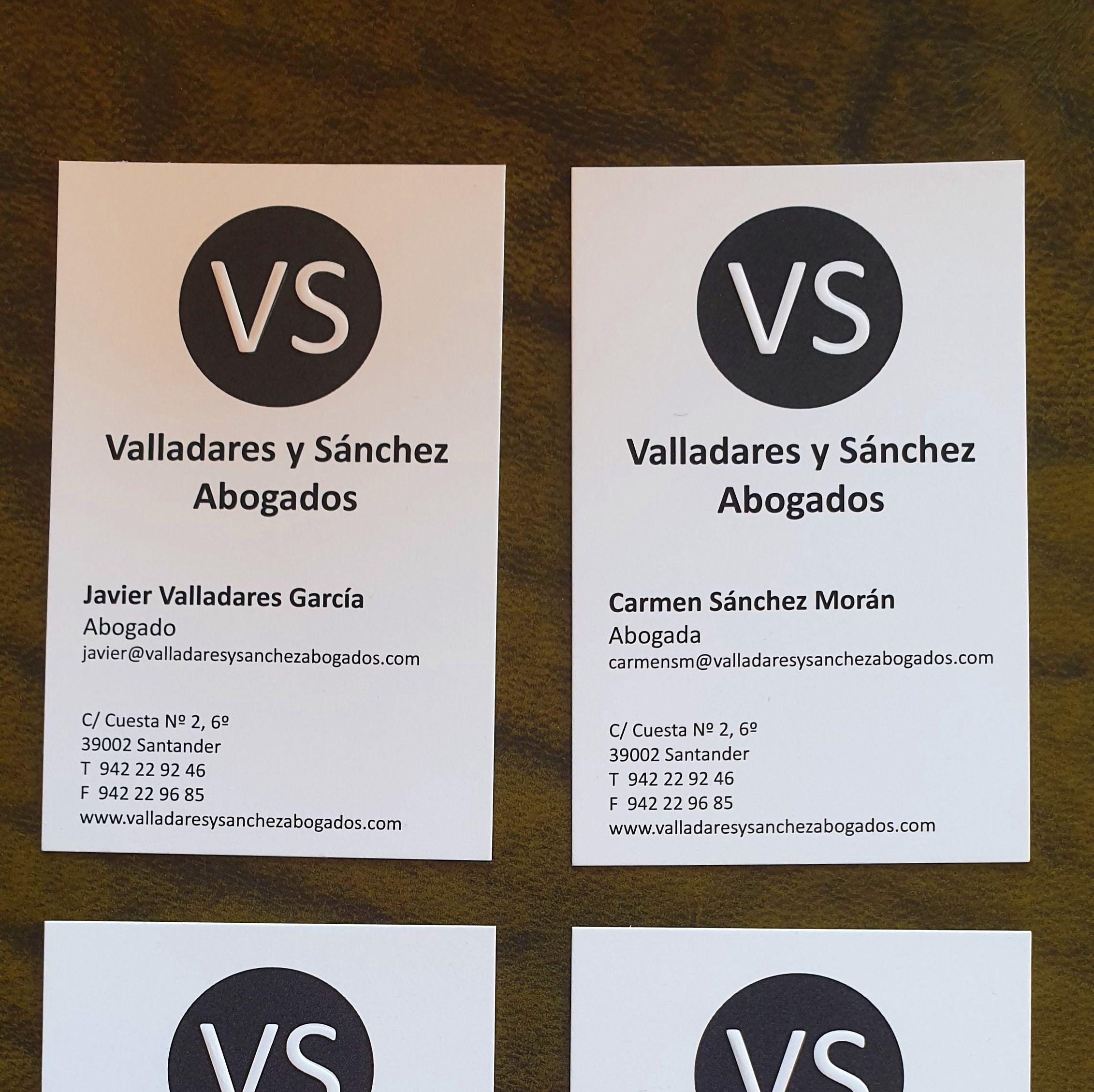 Valladares y Sánchez Abogados