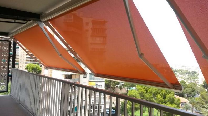 Los mejores toldos de murcia for Precios de toldos para terrazas