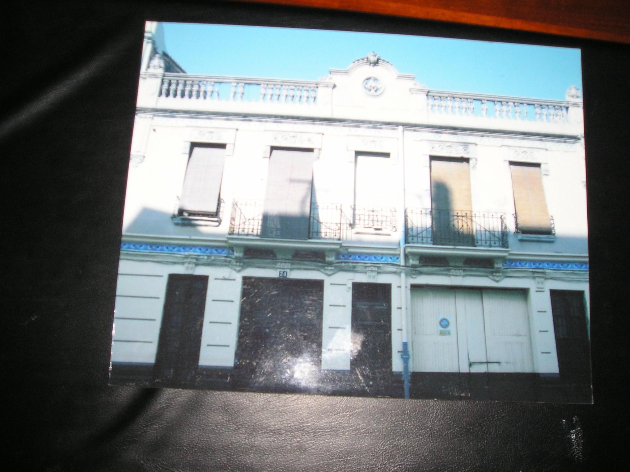 fachada original