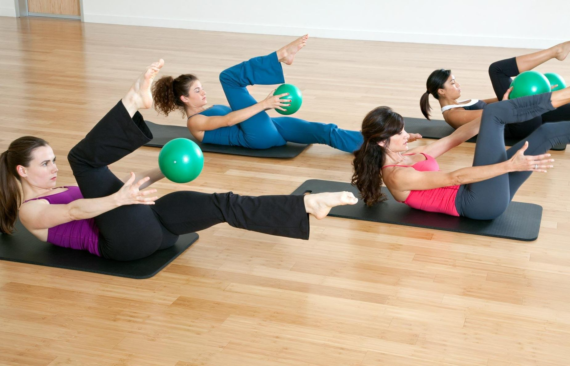 Pilates abdominales