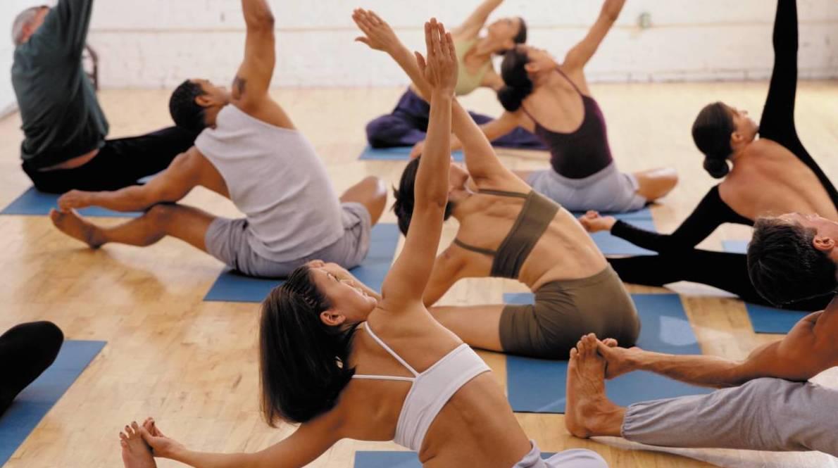 Pilates flexibilización columna