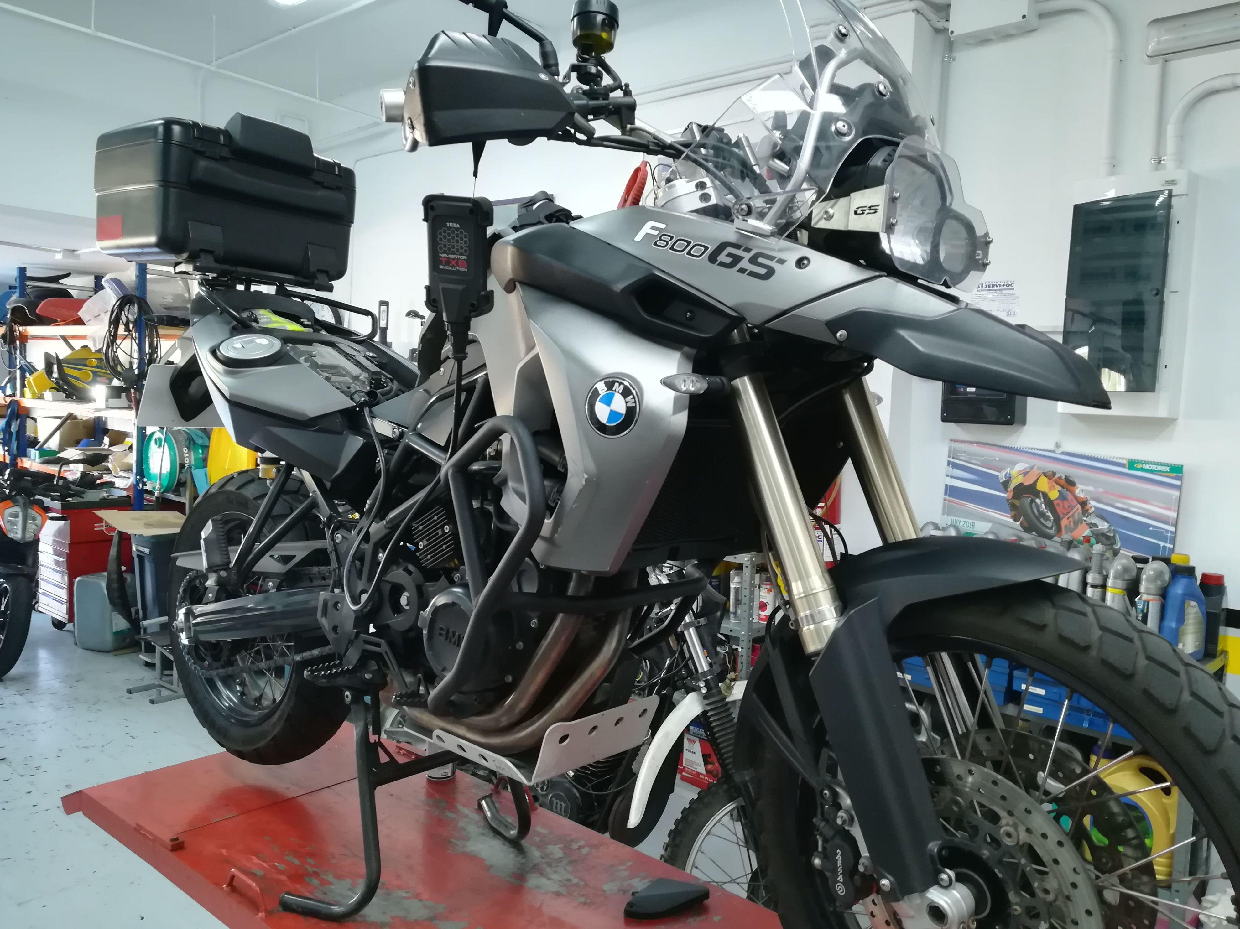 Foto 42 de Motos en Corbera de Llobregat | Isracing Motos