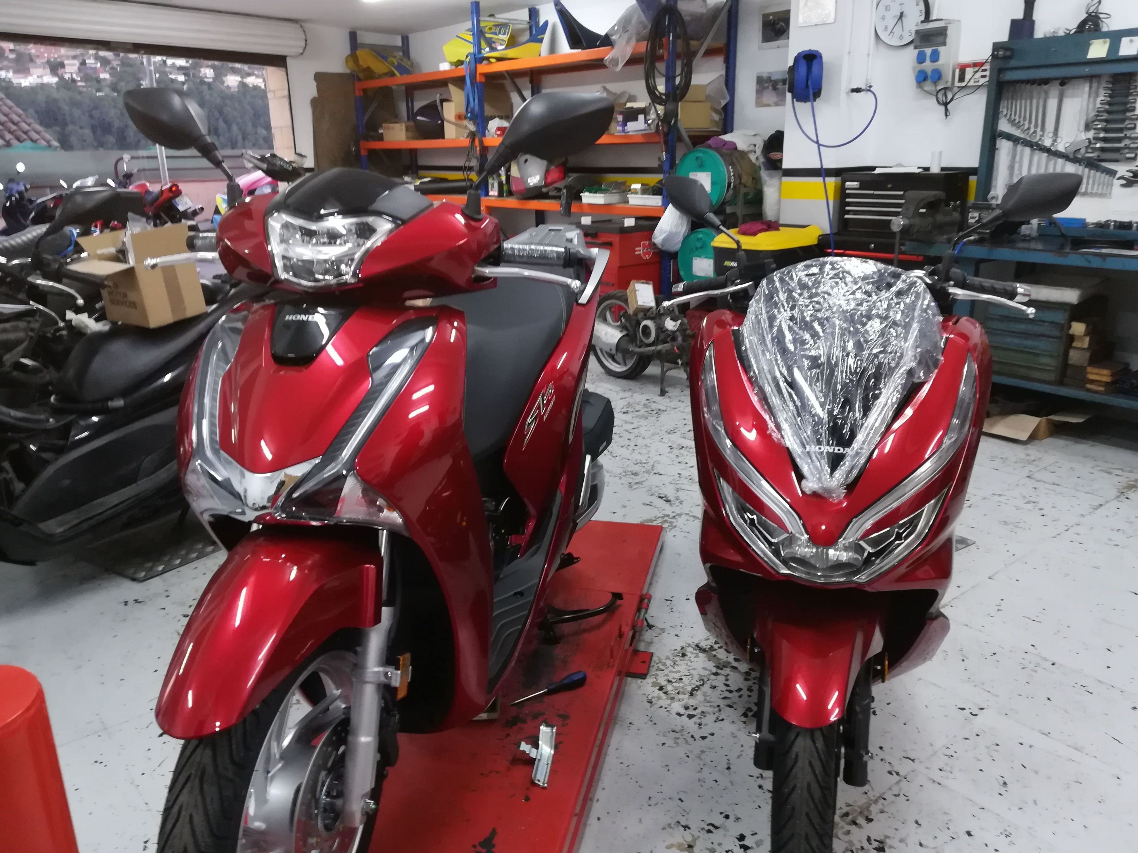 Foto 4 de Motos en Corbera de Llobregat | Isracing Motos