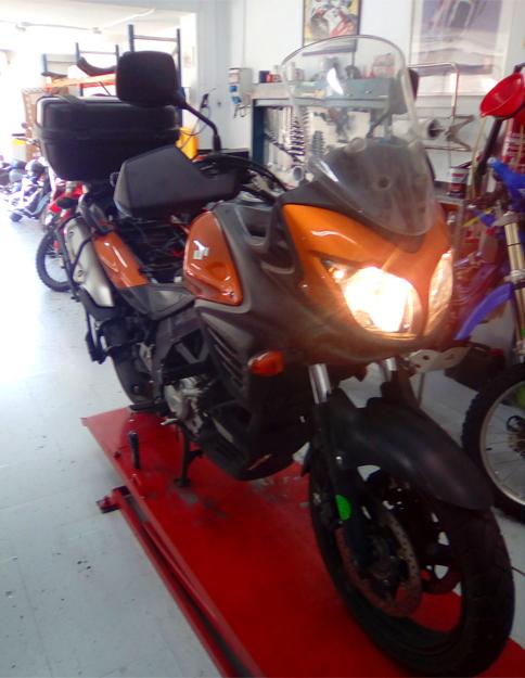 Reparaciones urgentes de motos