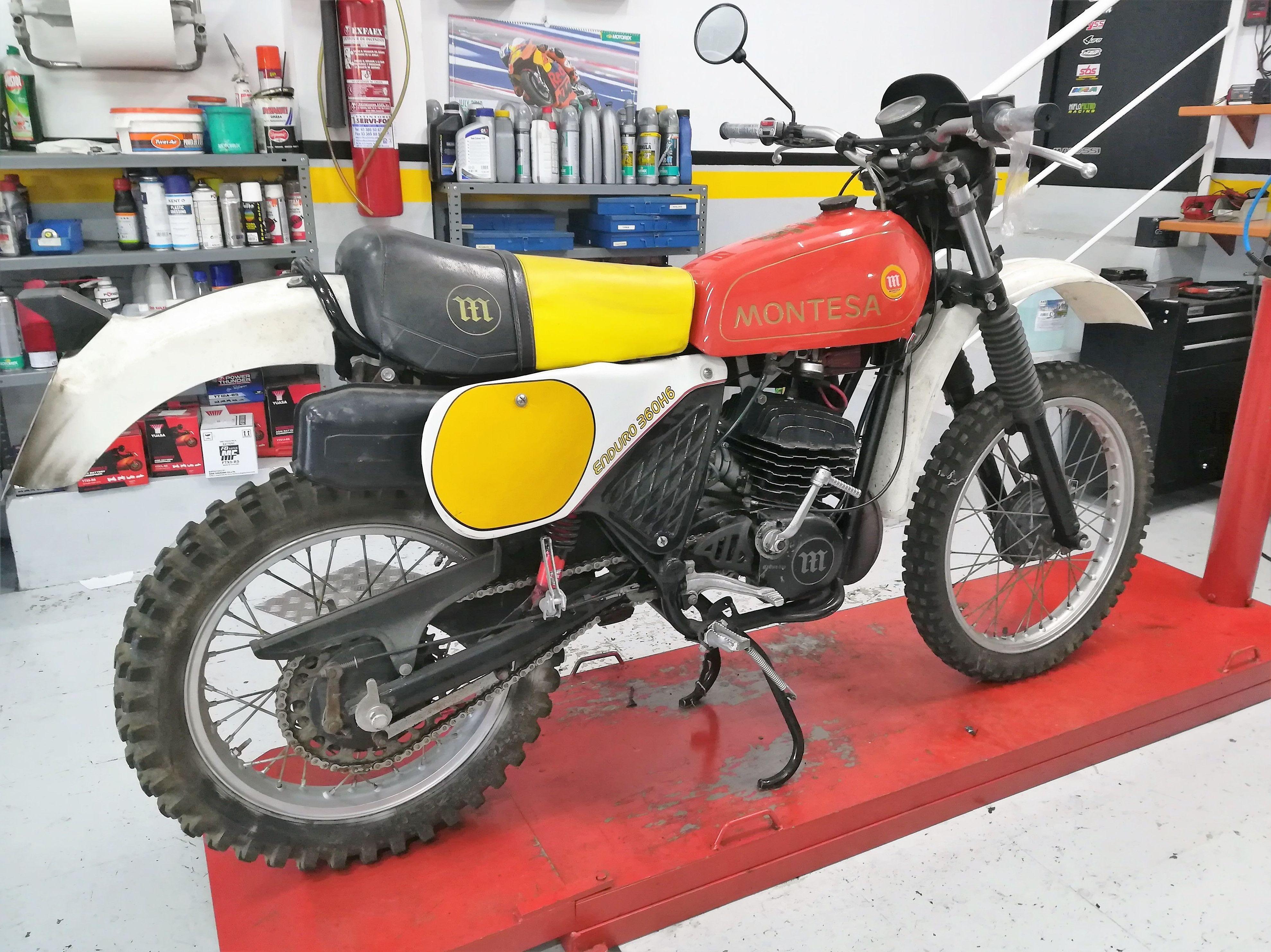 Foto 39 de Motos en Corbera de Llobregat | Isracing Motos