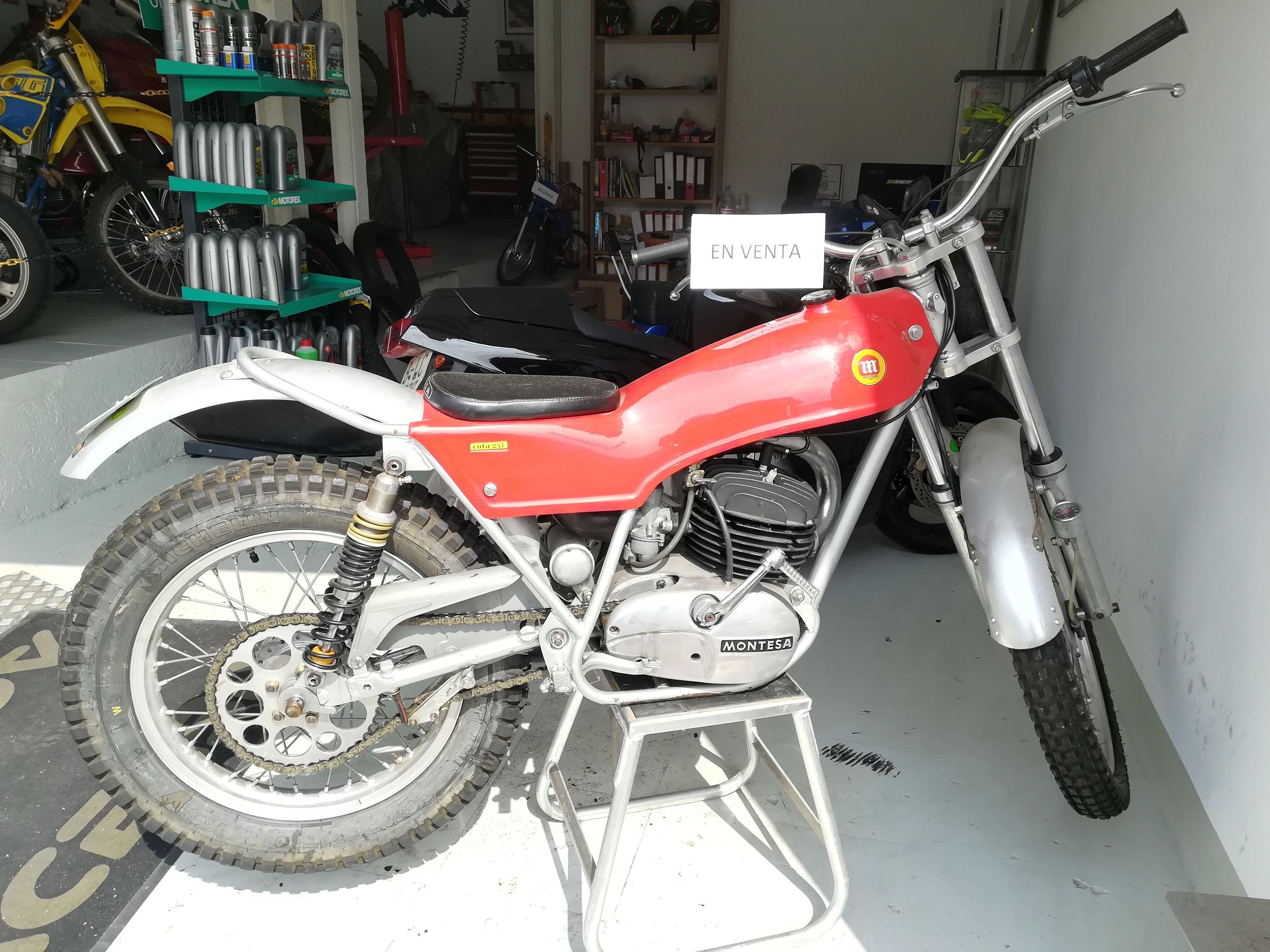 Foto 66 de Motos en Corbera de Llobregat | Isracing Motos