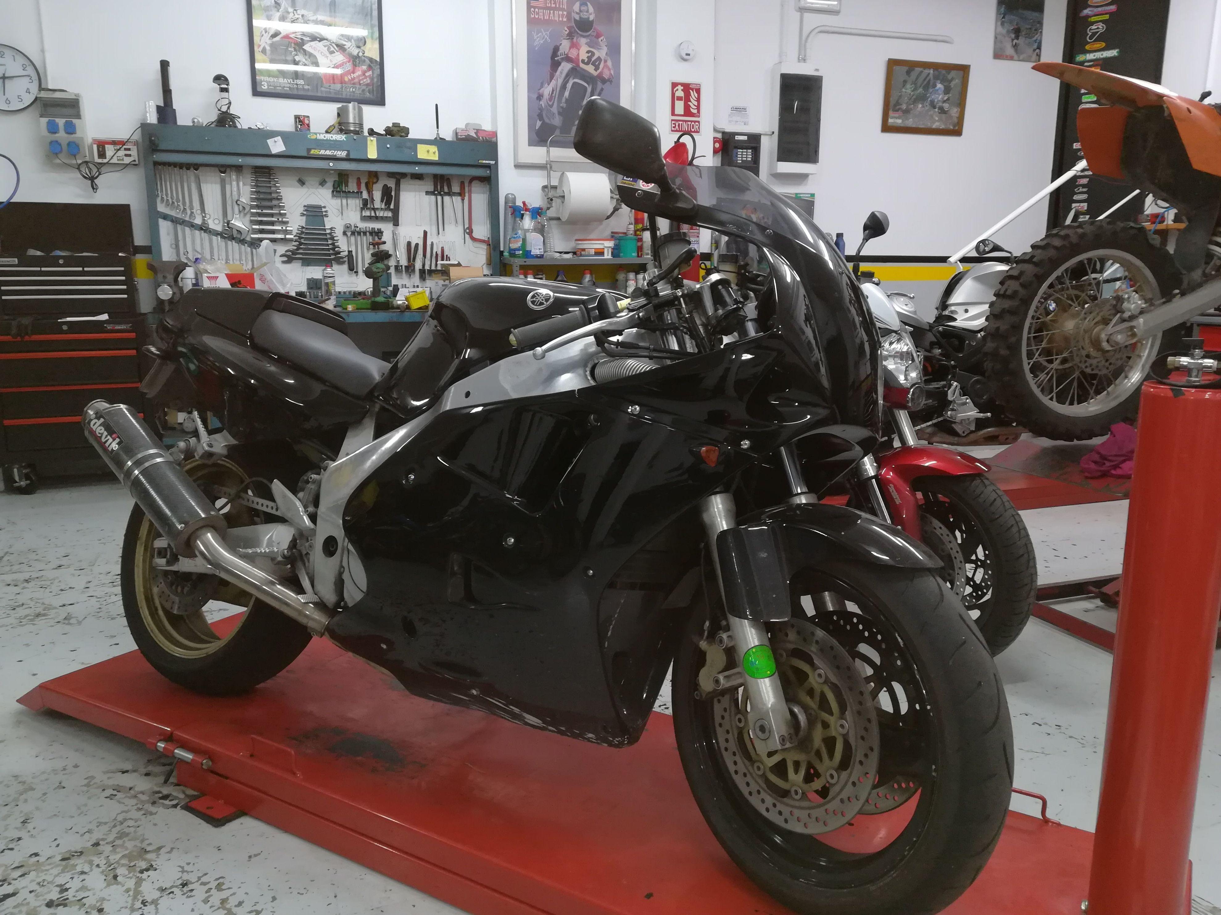 Foto 1 de Motos en Corbera de Llobregat | Isracing Motos