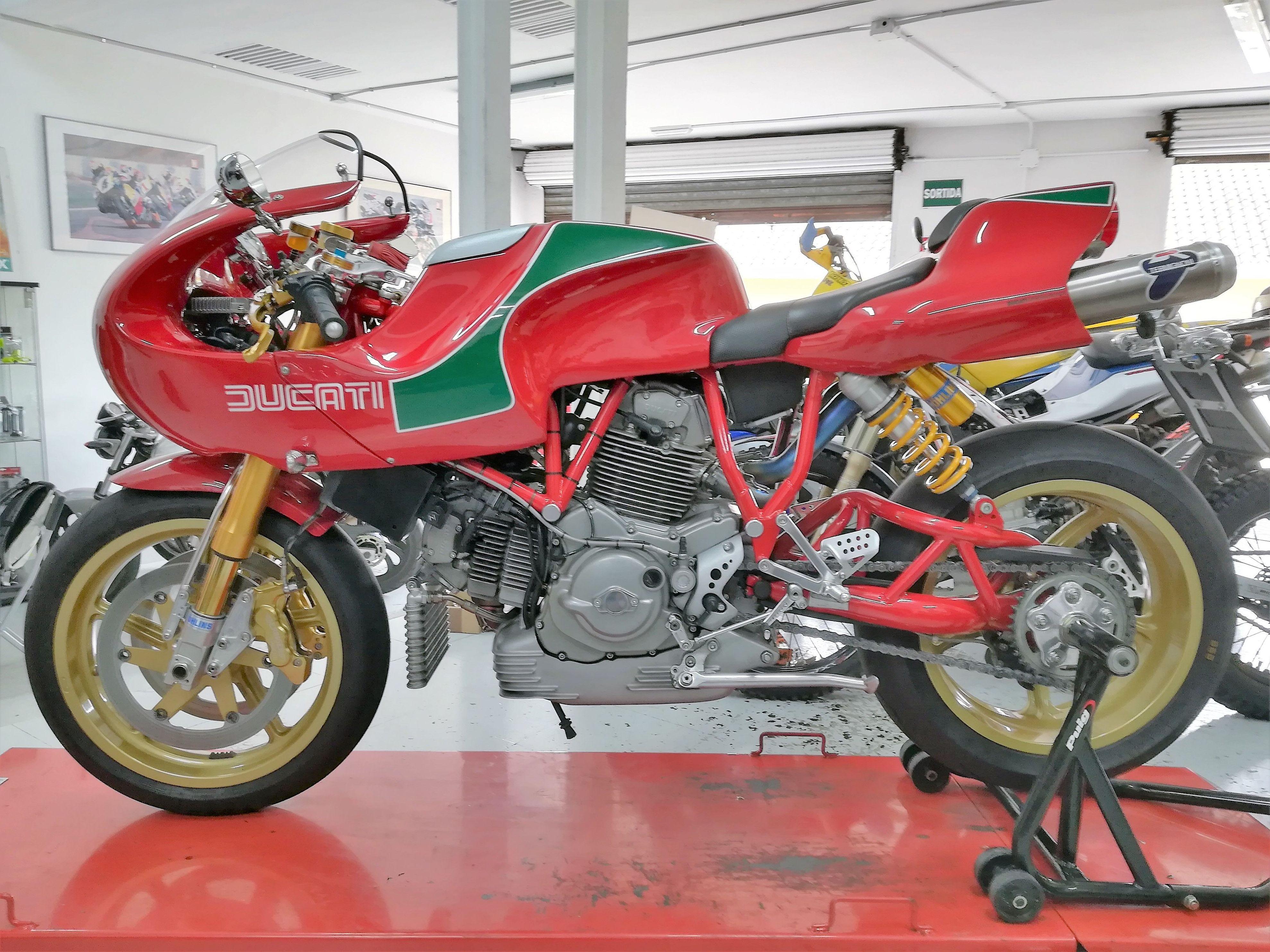 Foto 36 de Motos en Corbera de Llobregat | Isracing Motos