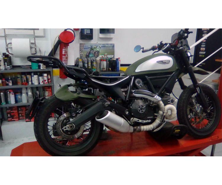 Venta de motos nuevas y de ocasión