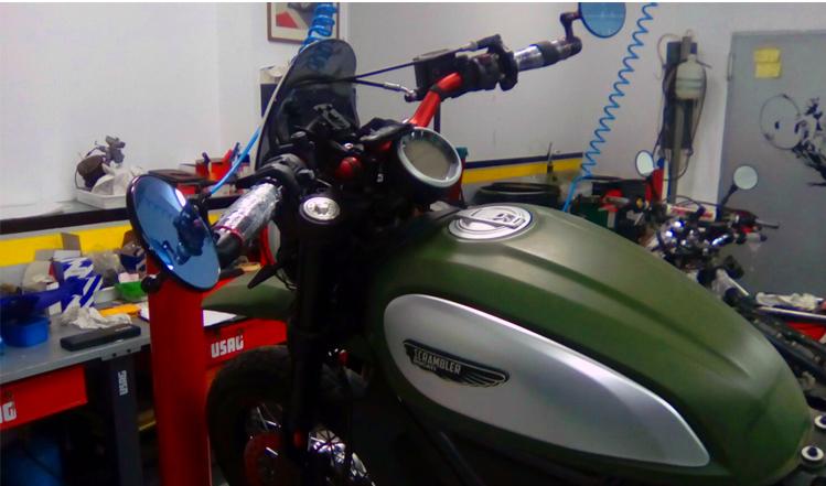 Mecánica integral de motos