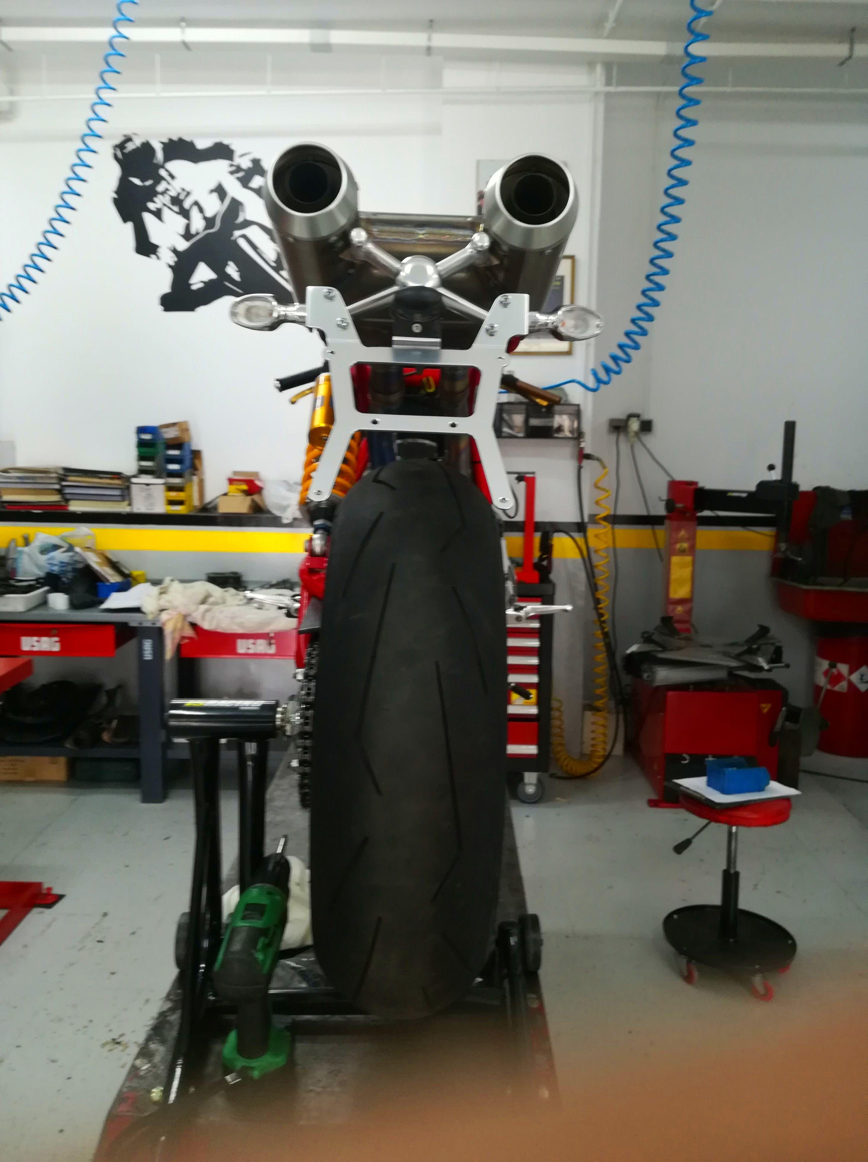 Foto 33 de Motos en  | Isracing Motos
