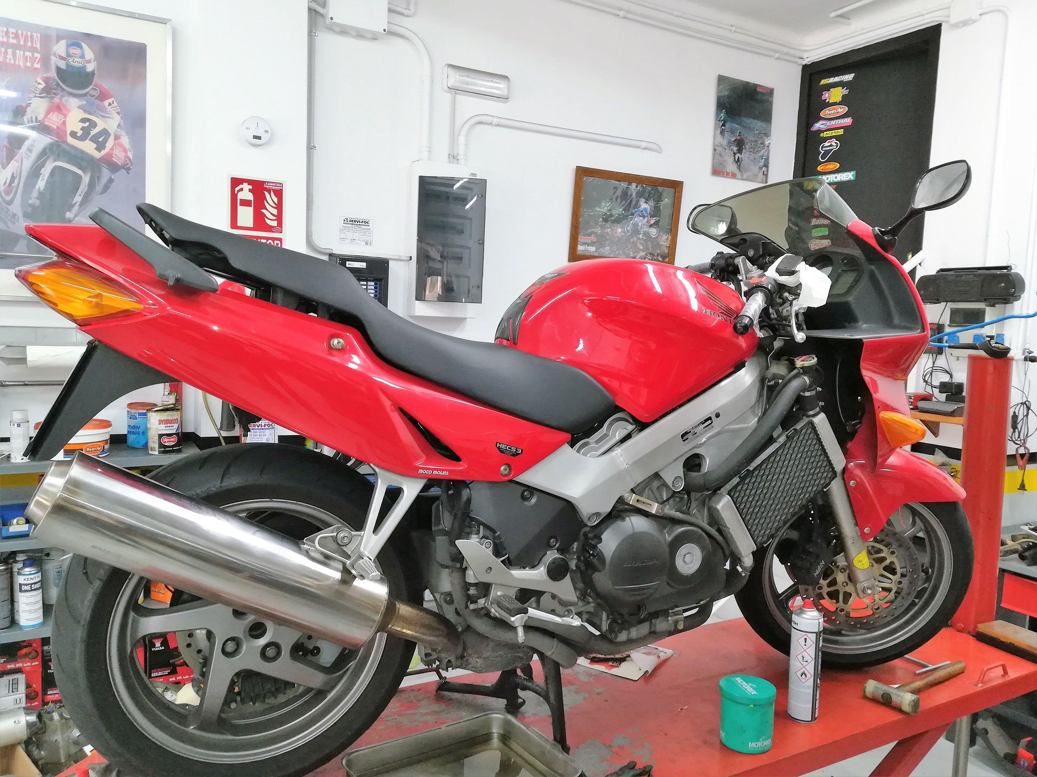 Foto 13 de Motos en Corbera de Llobregat | Isracing Motos