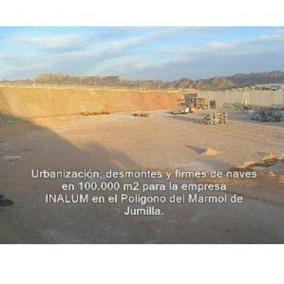Desmontes: Servicios de Transformaciones Jumilla