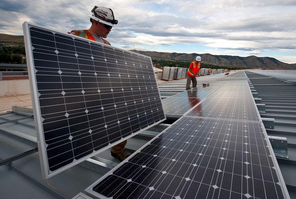 Placas solares: Servicios de Isorobotic