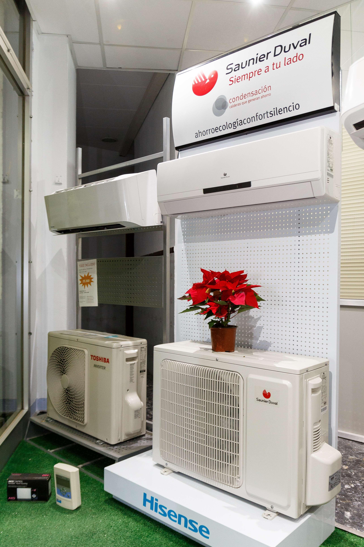 Instalación, reparación y mantenimiento de sistemas de climatización en Valencia