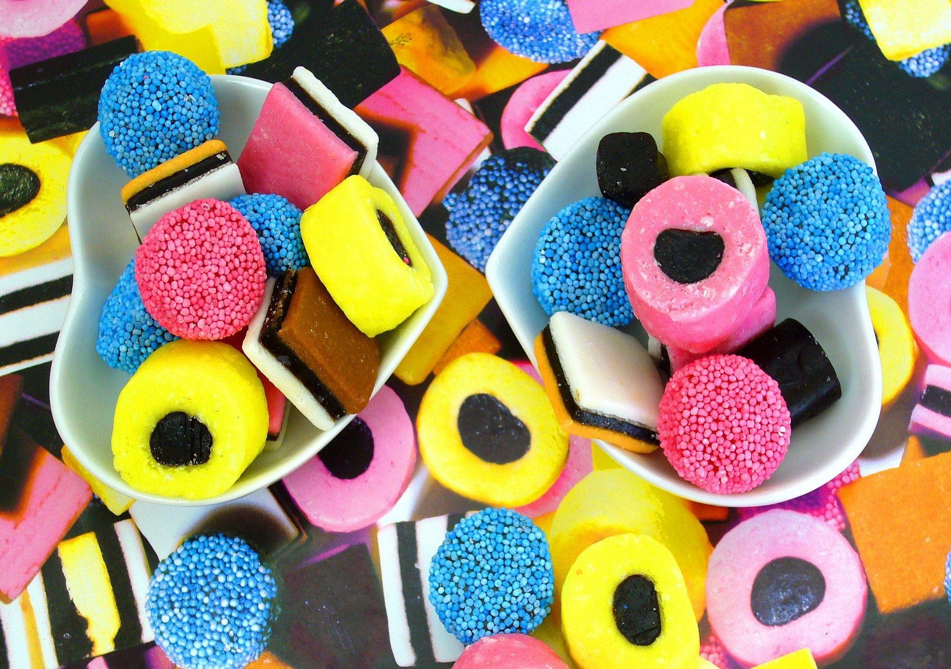 Gominolas: Tienda de golosinas de Dulcidante