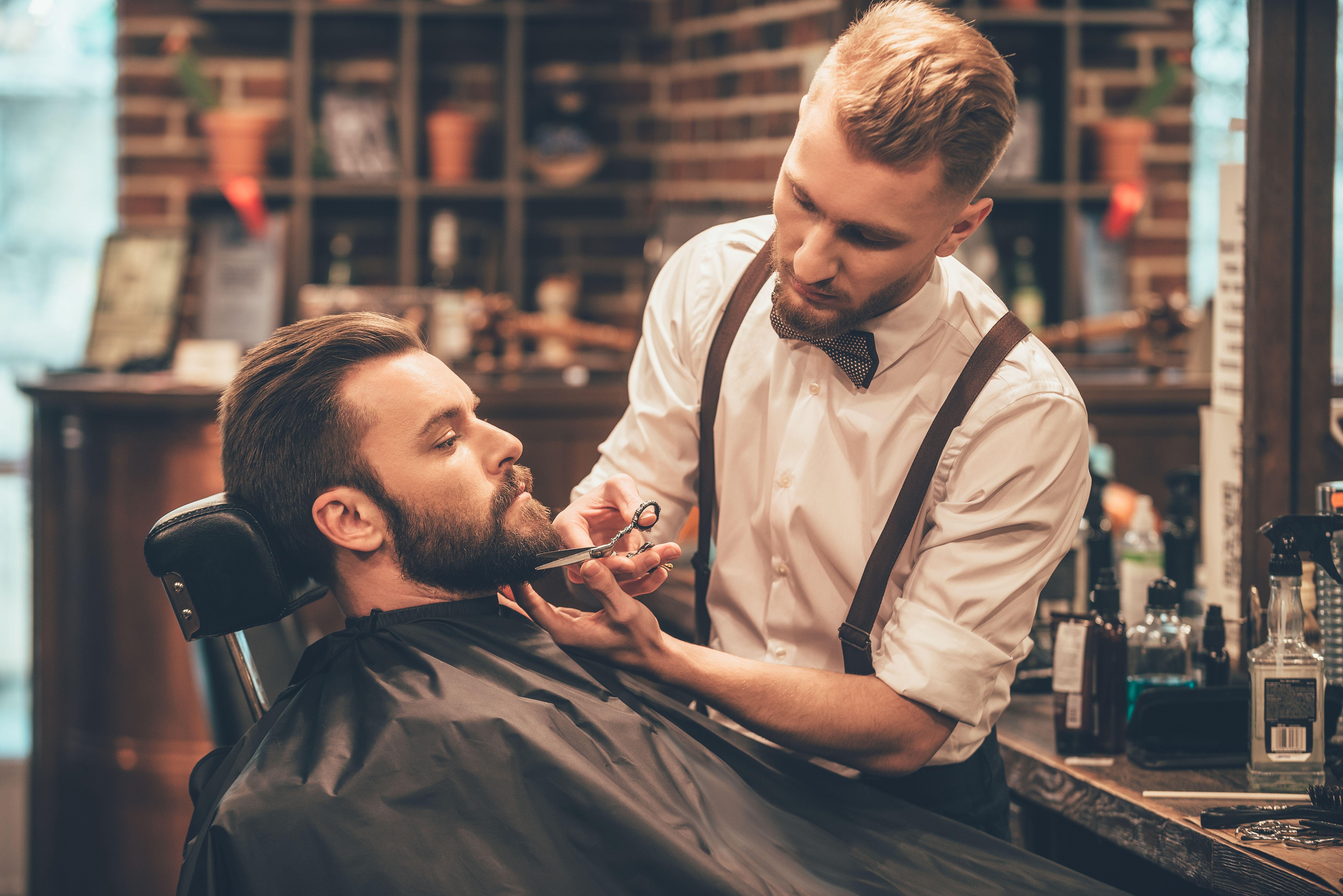 Arreglo de barba: Catálogo de Trixa Perruquers