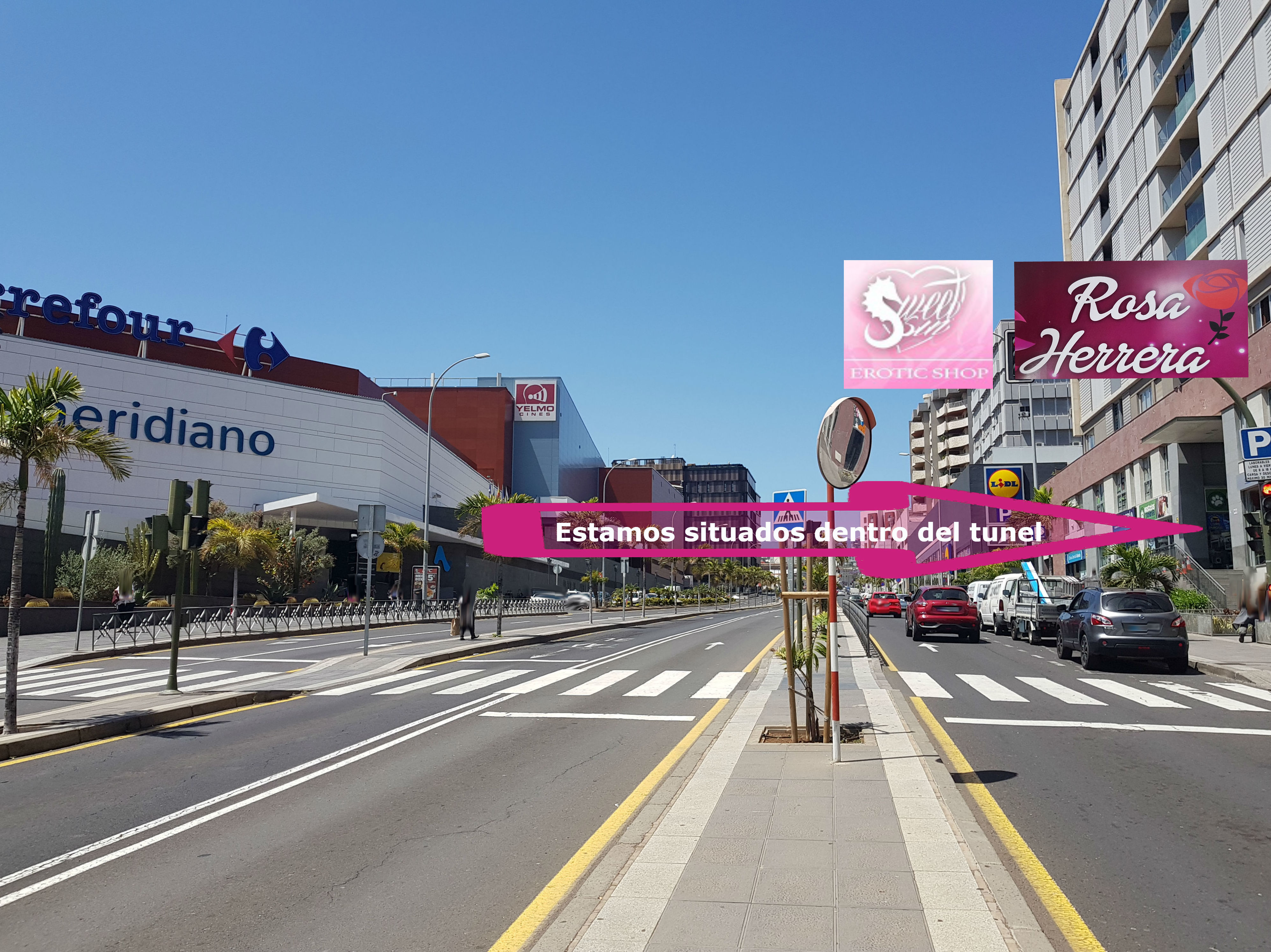 Tienda erótica física en Tenerife: Tienda online de Sweet Sin Erotic