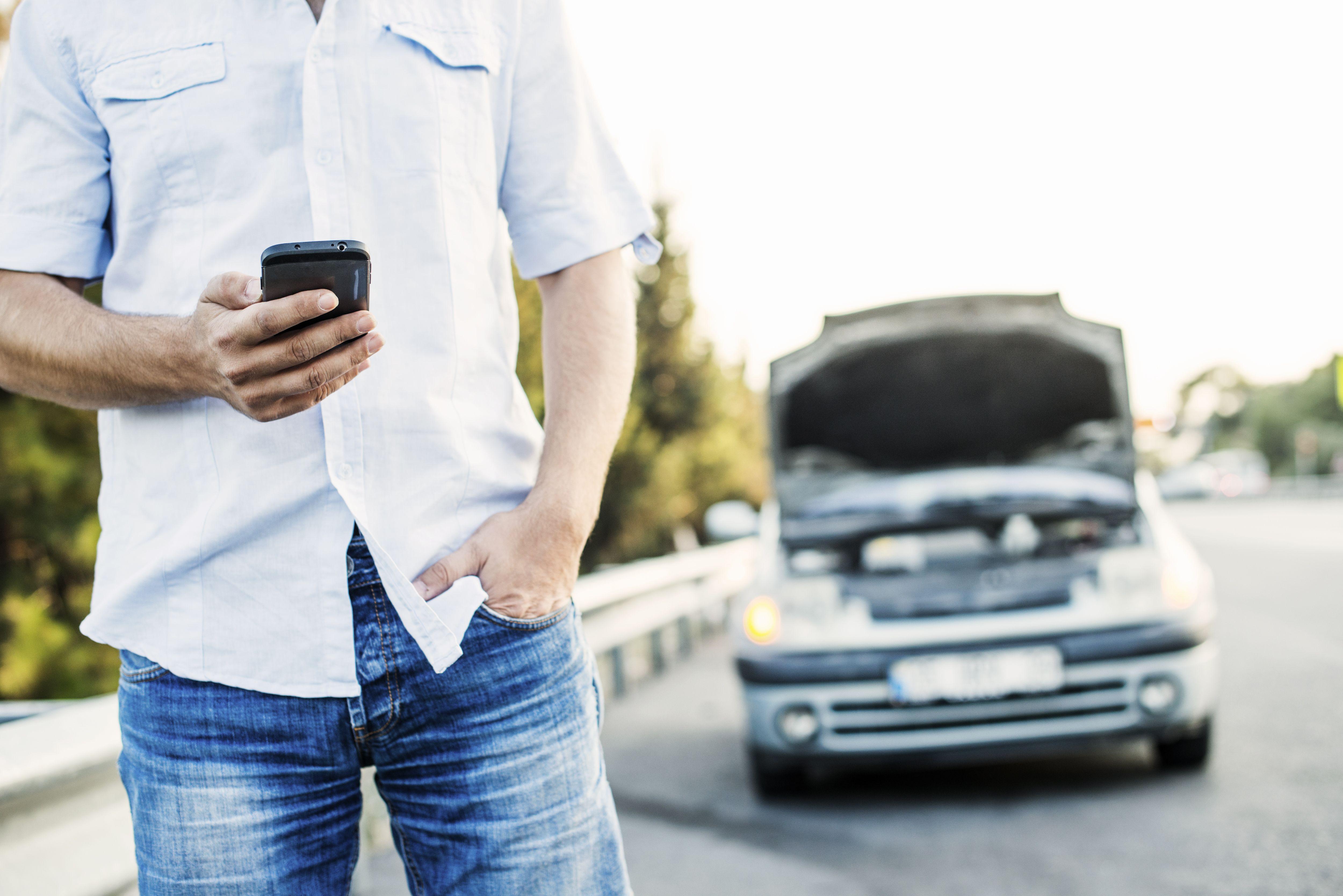 Asistencia en carretera 24 horas: Nuestros servicios de Barnacar Asistencia