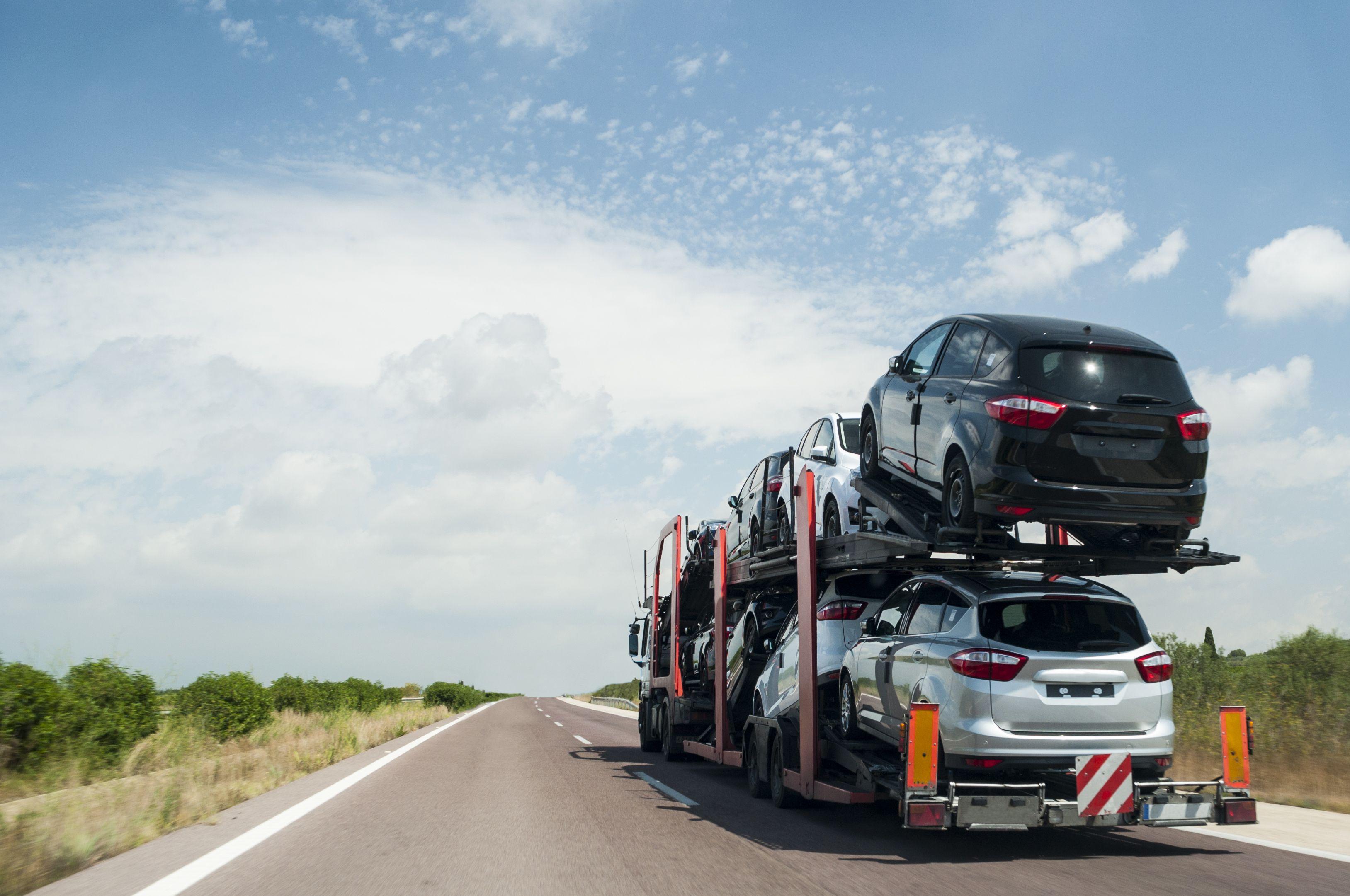 Transporte de vehículos: Nuestros servicios de Barnacar Asistencia