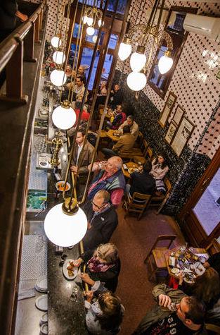 Bar de tapas en Valencia
