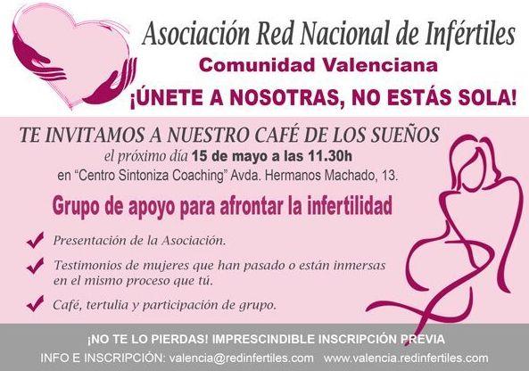 Presentación de la Asociación Red Nacional de Infértiles Comunidad Valenciana
