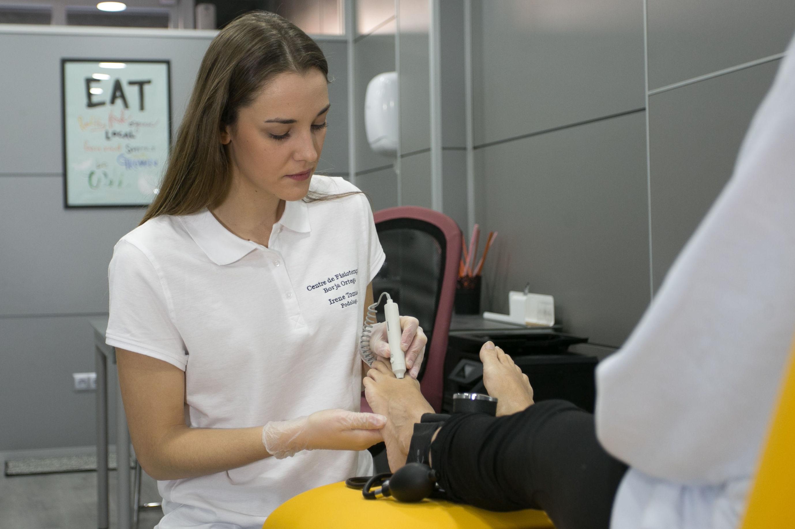 ECO-Doppler. Valoración del pie diabético