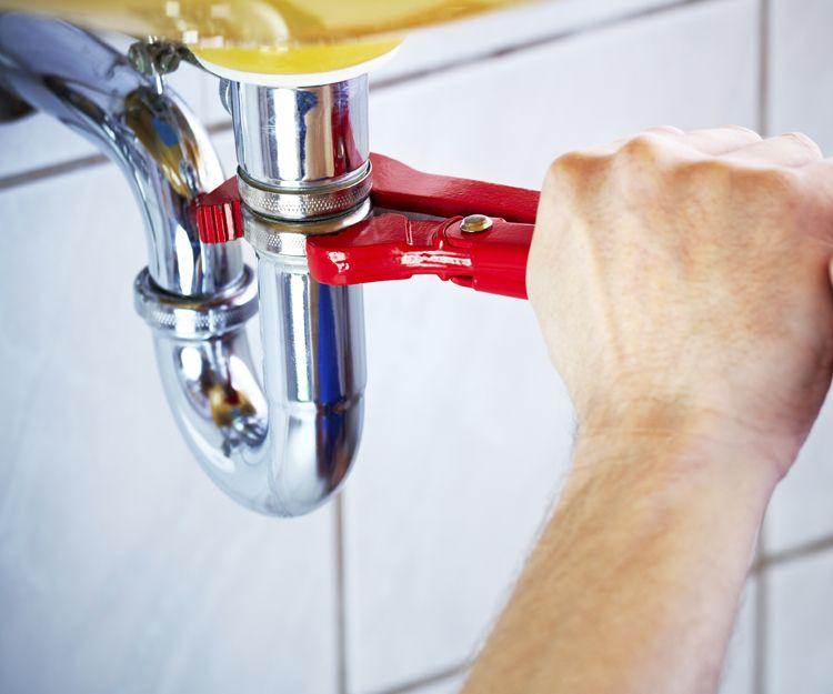 Servicio de fontanería urgente