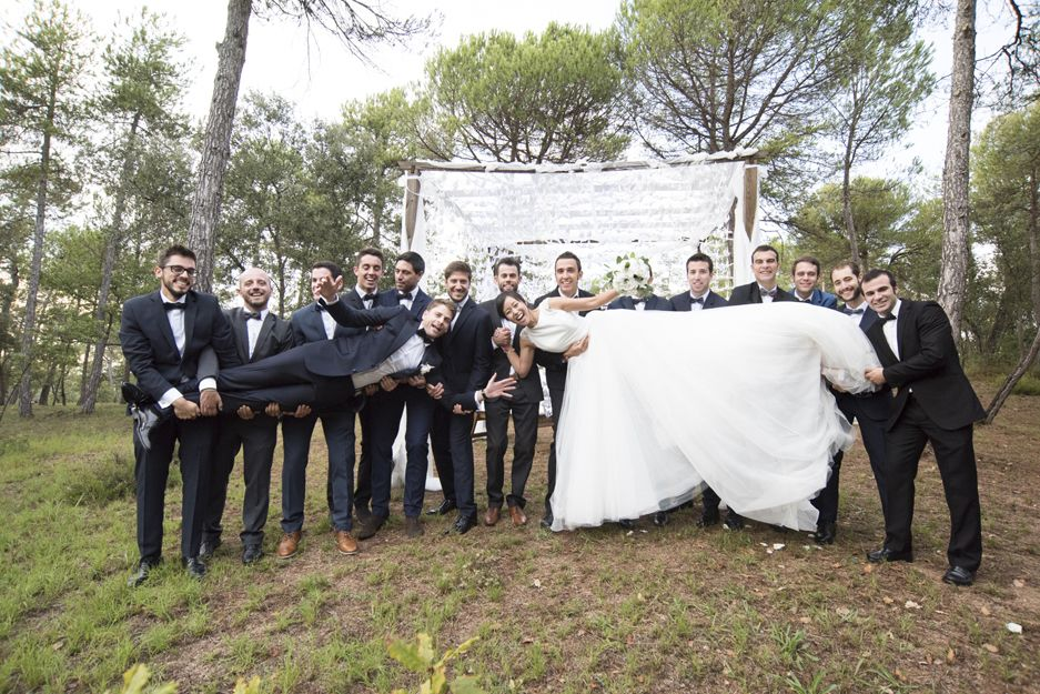 Reportajes de boda en Vic