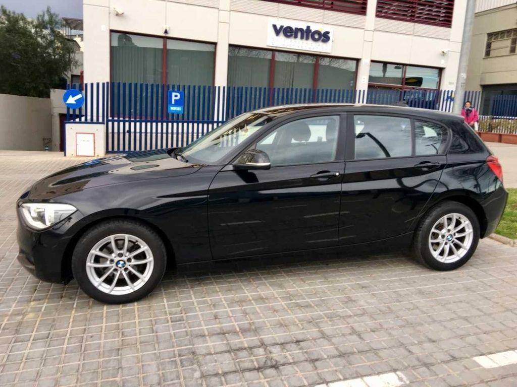 BMW Serie 1 116D 5P 116CV: Servicios de Mel's
