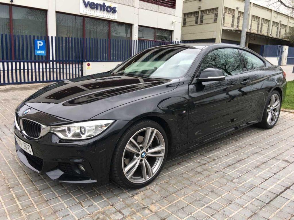 BMW Serie 4 Coupé 420DA Coupé M Sport AUT: Servicios de Mel's