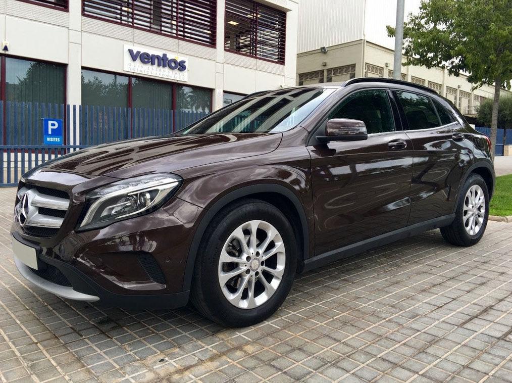 Mercedes GLA 220CDI 4M 7G-TRONIC