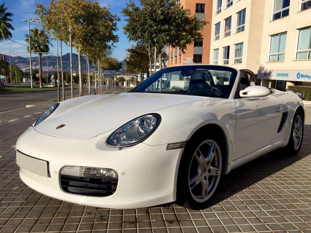 Porsche Boxster 2.7 Tiptronic 245 cv