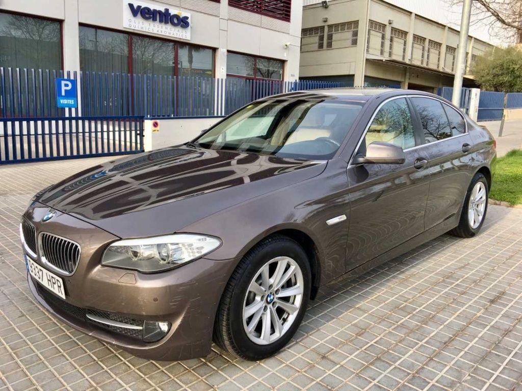 BMW Serie 5 520D AUT 184CV: Servicios de Mel's
