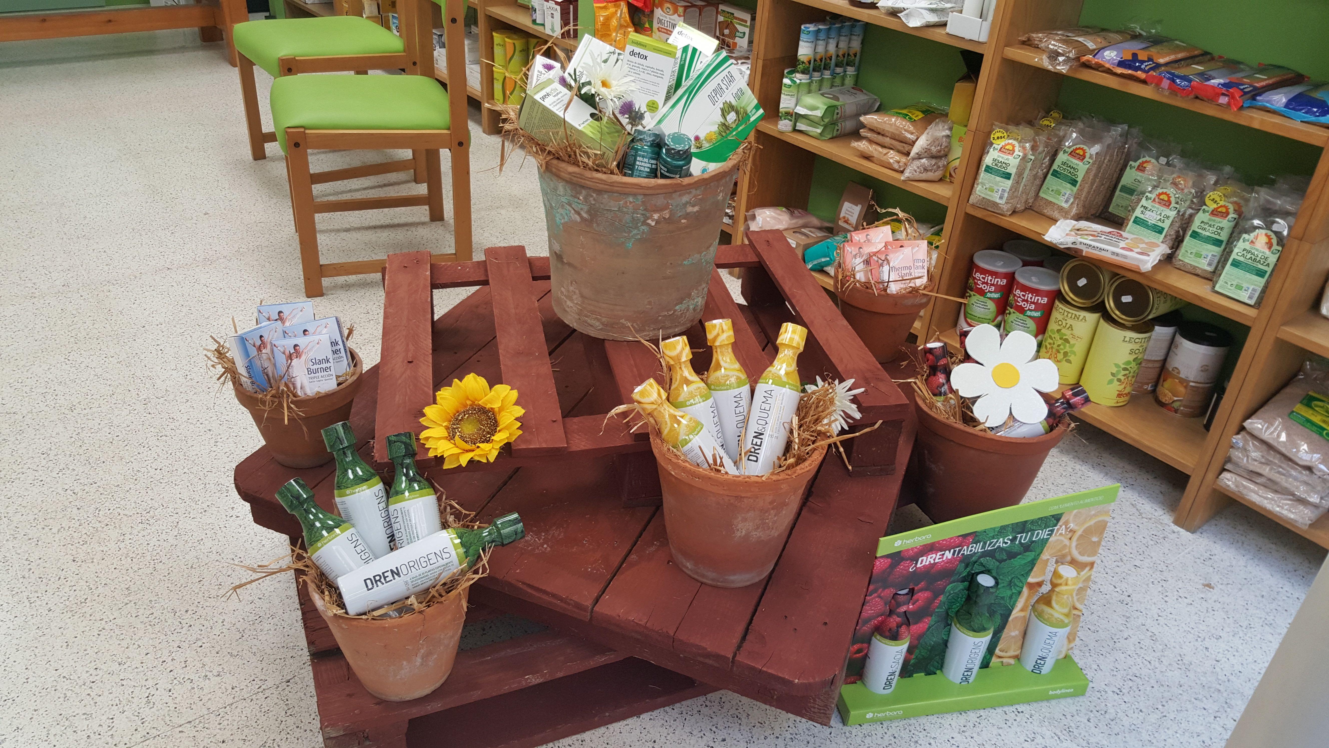 Herbodietética: Servicios de Mahi Herbodietética