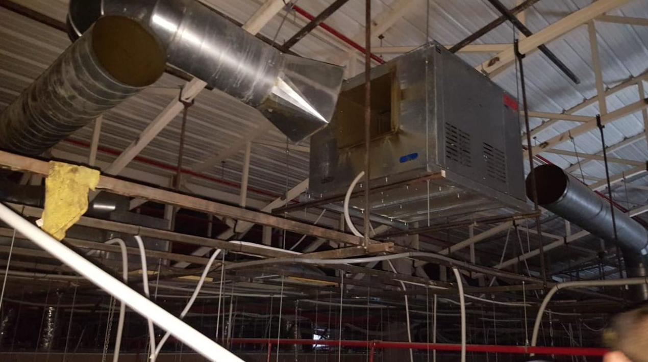 Limpieza e instalación de extracciónes de humos: Servicios que prestamos de Innovaex