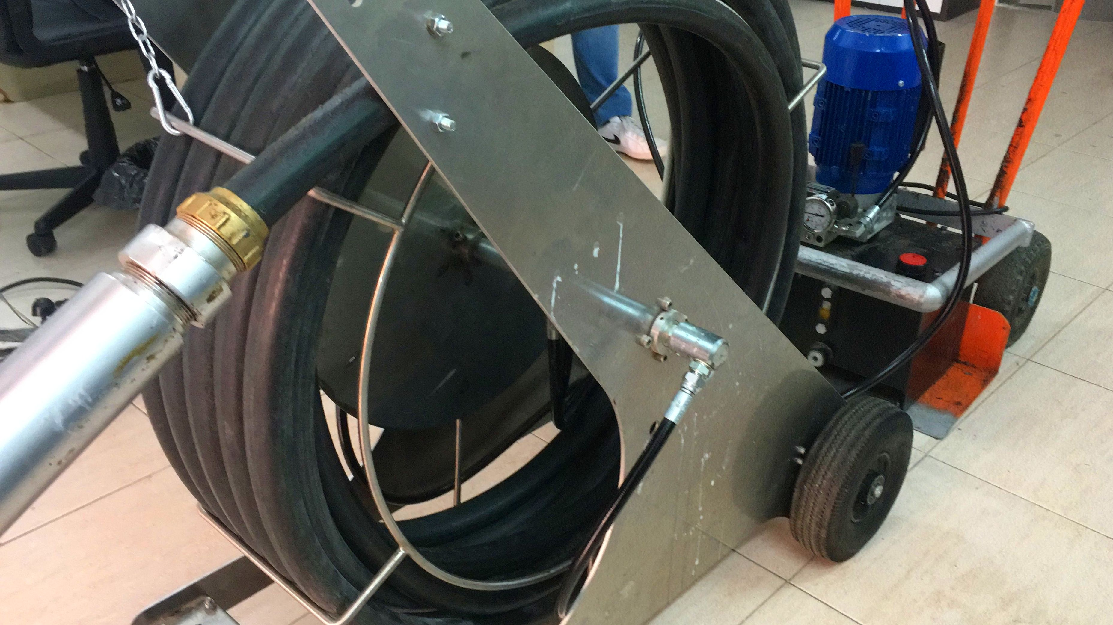 Foto 5 de Limpiezas industriales en  | Innovaex