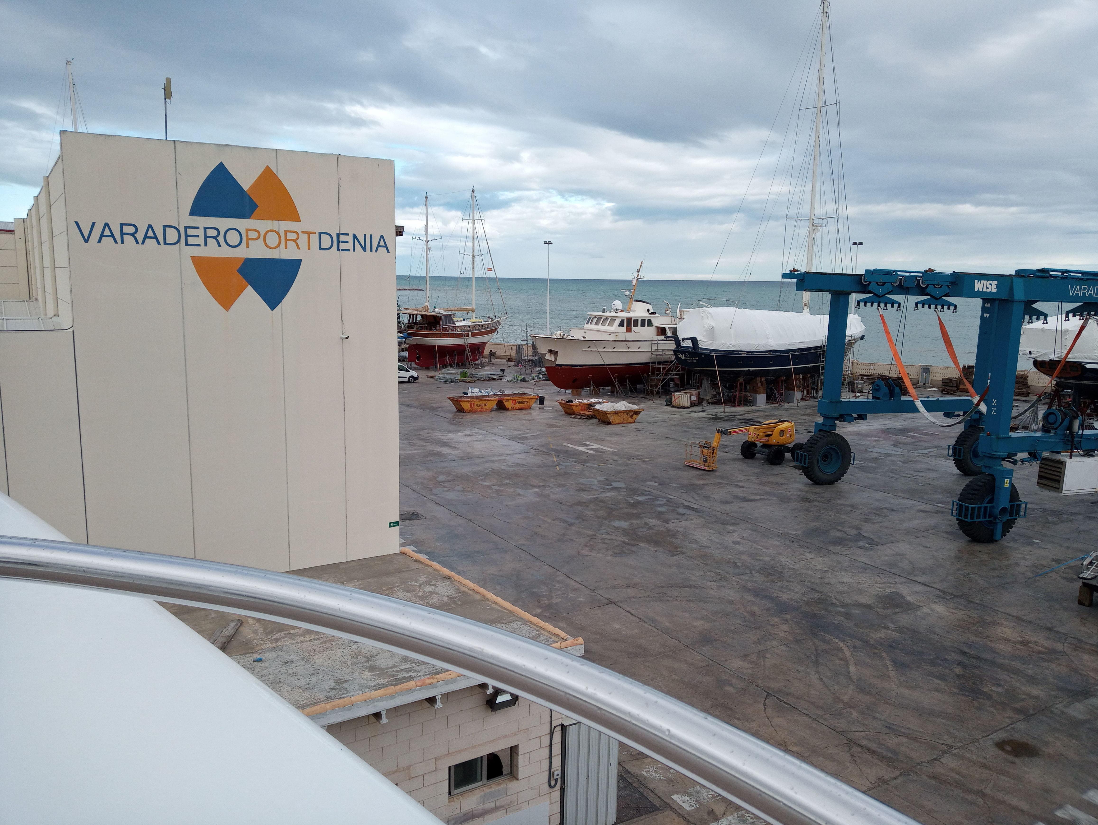 Sector Naval: Empresas Navieras, embarcaciones y Yates privados.
