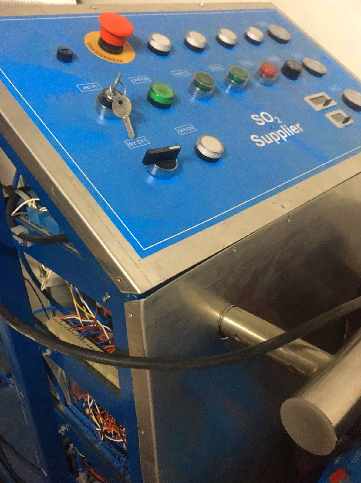 Foto 53 de Limpiezas industriales en  | Innovaex
