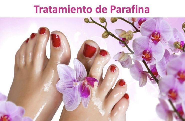 Tratamiento parafina: Servicios de Centro de Estetica Alejandra