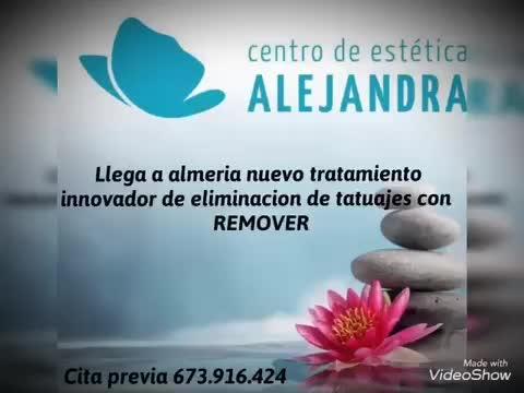 Eliminación de tatuajes con remover: Servicios de Centro de Estetica Alejandra }}