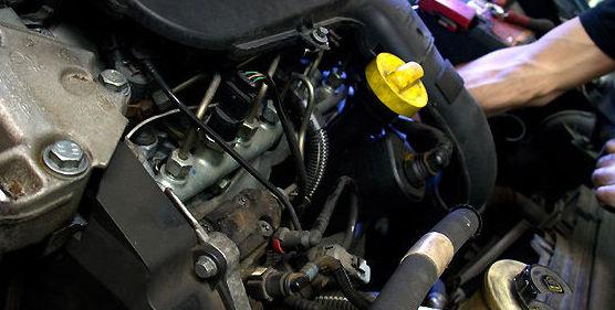 Reparación integral de motores
