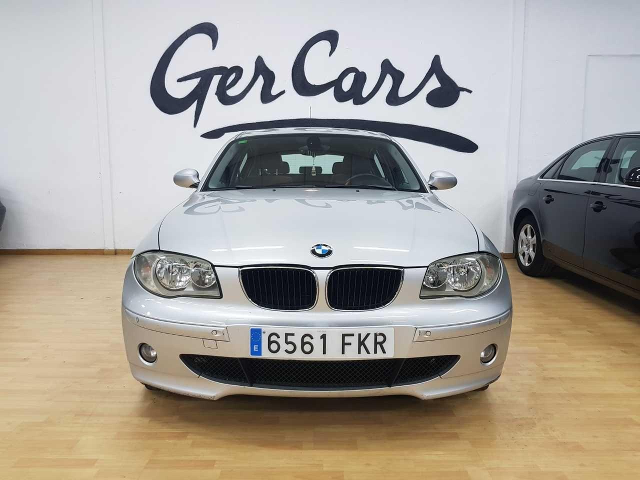 BMW Serie 1 120I 150CV AUT: Vehículos de ocasión de Gercars