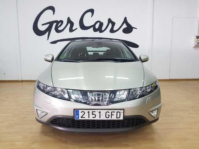 Honda Civic 1.8I-VTEC 140CV EXECUTIVE: Vehículos de ocasión de Gercars