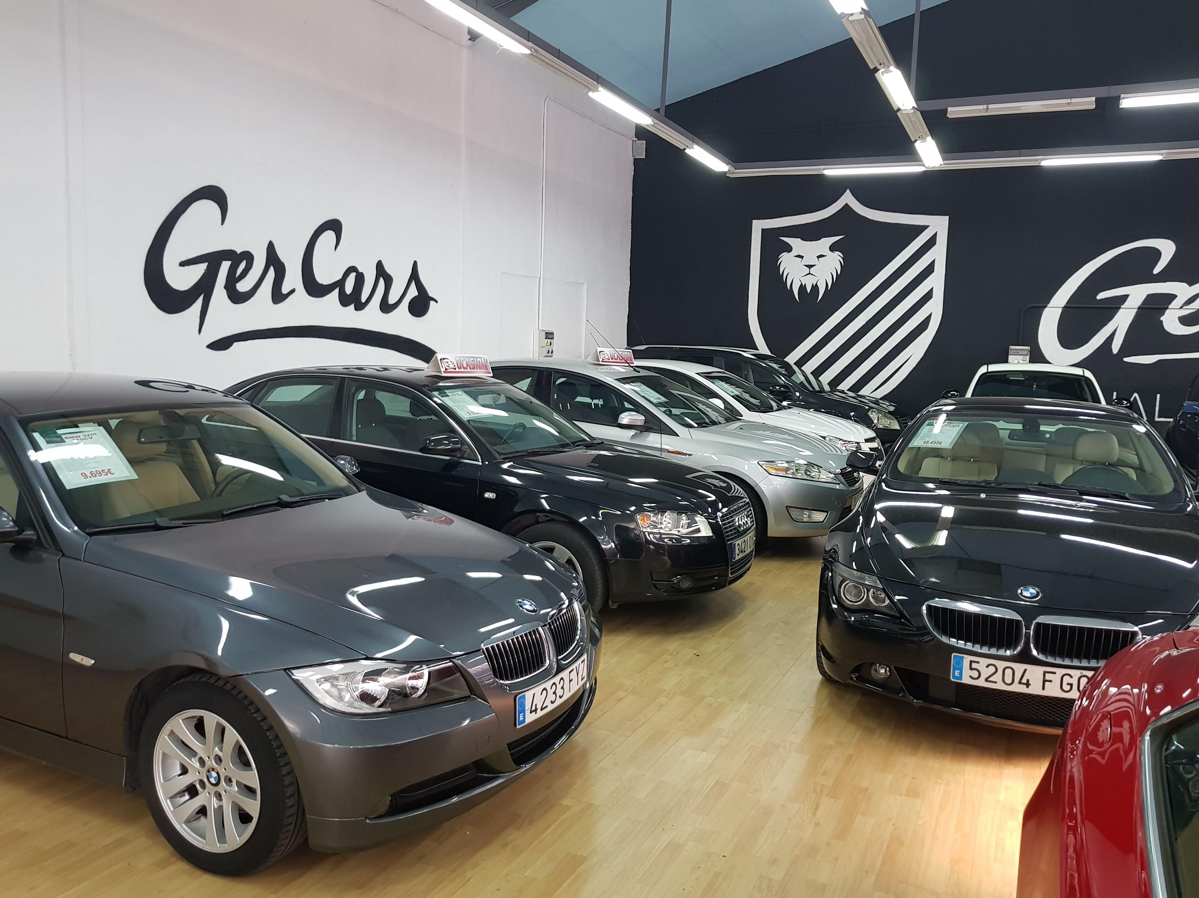 Foto 6 de Compraventa de automóviles en Humanes de Madrid | Gercars