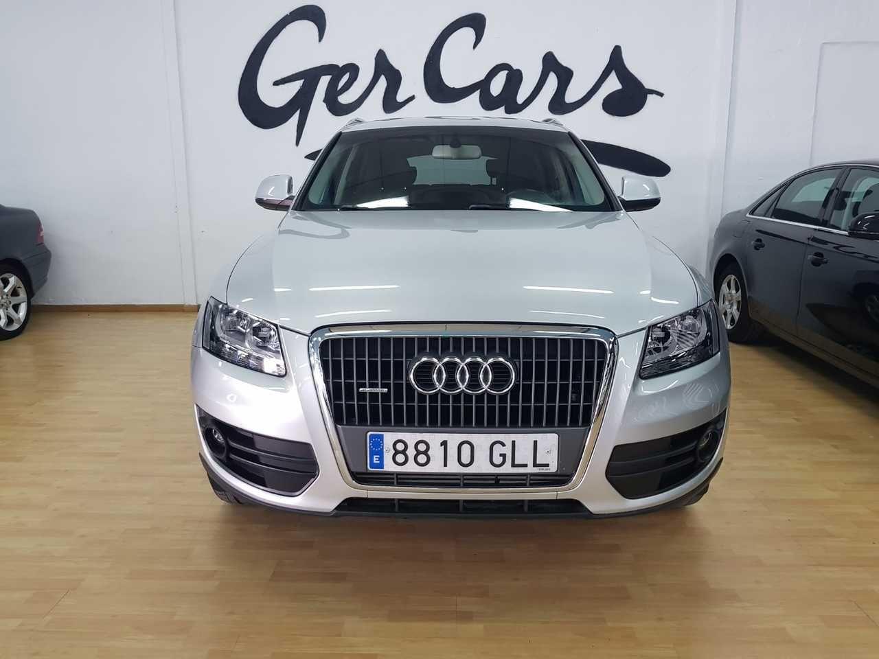 Audi Q5 2.0 2.0TDI 170CV QUATTRO: Vehículos de ocasión de Gercars