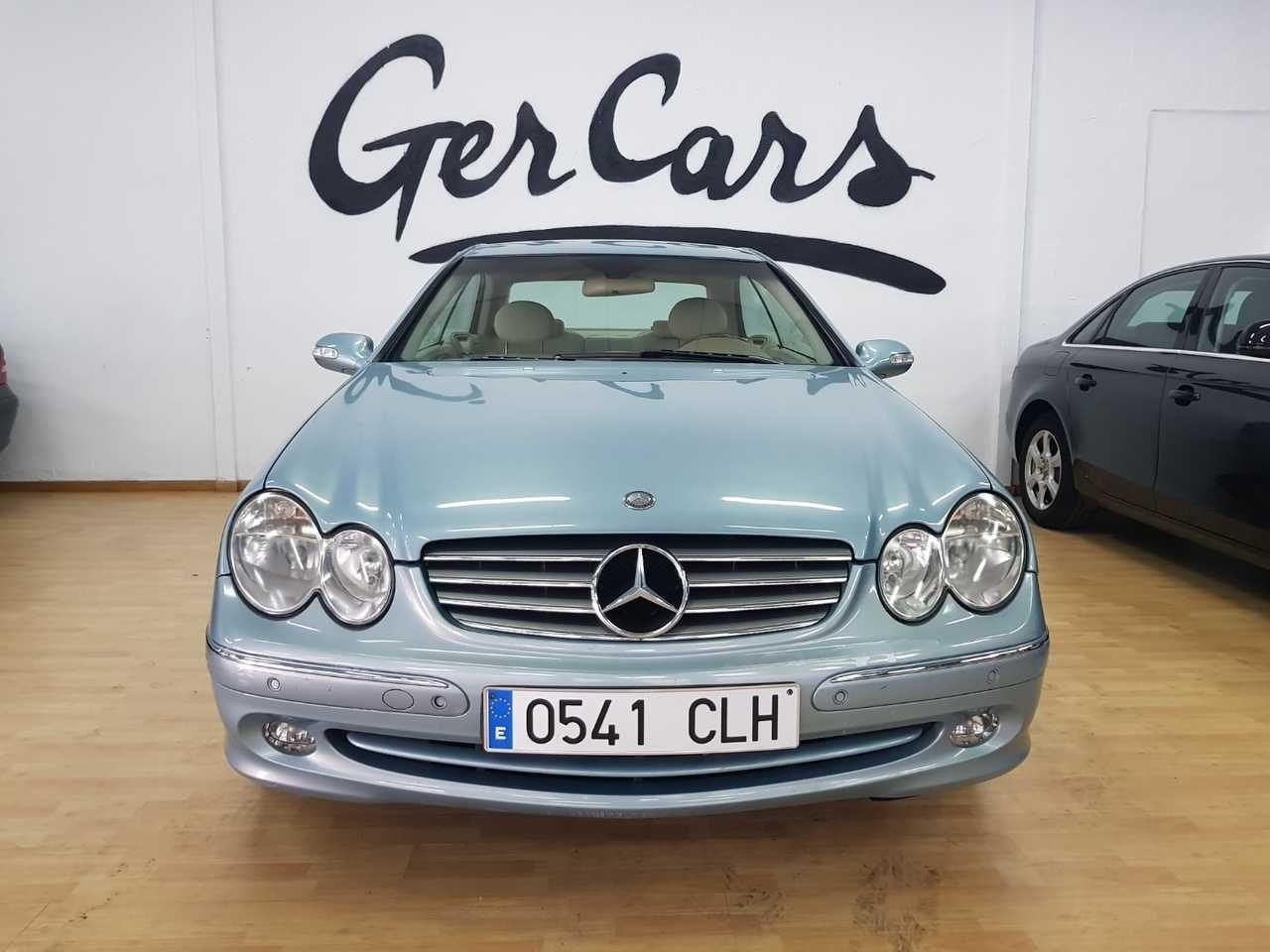 Mercedes Clase C Coupé CLK 320 ELEGANCE 218CV: Vehículos de ocasión de Gercars
