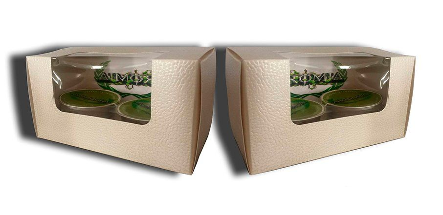 Pack de velas orgánicas: Productos de Arómia