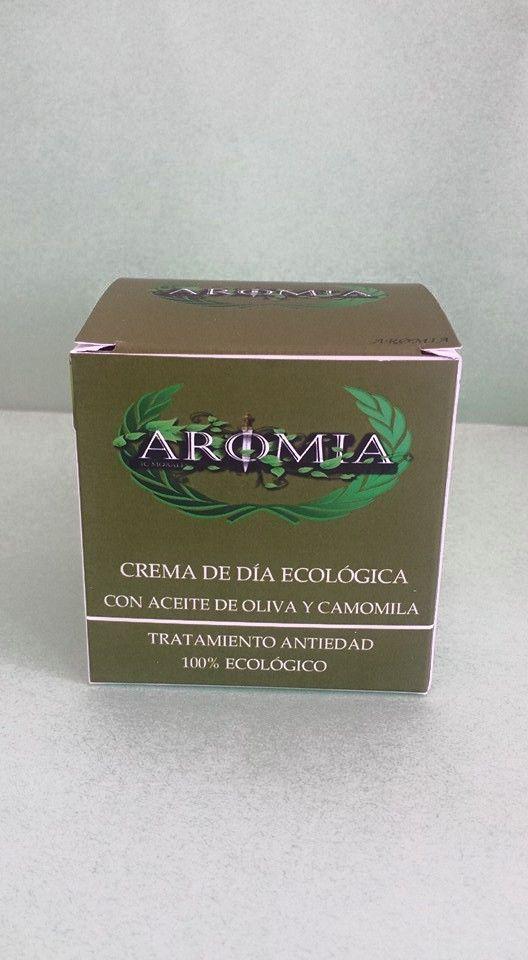 Crema facial Oliva bio: Productos de Arómia
